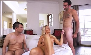 Alexis monroe acquires invited to a nudist spa and can't live without it