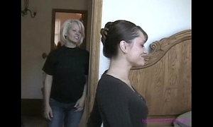 Brandi's lesbian adventure (part 1)