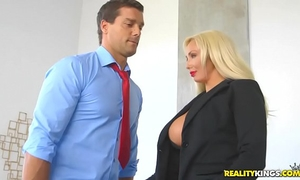 Realitykings - large pantoons boss - hyped and lewd