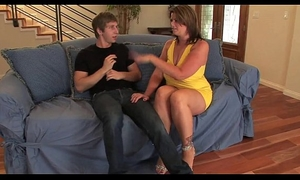 Young guy tempted from large breast cougar - sex-cams.xyz
