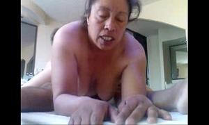 Cogiendo a mi amante en hotel