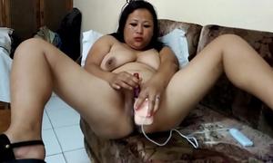 Pornstar poosoo self play double sex-toy 2017