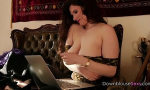 Brianna davies - tit webcam - short trailer