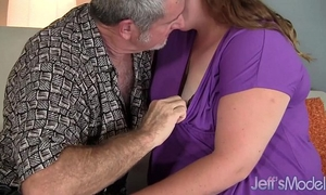 Bbw scarlet acquires drilled priceless