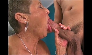 Hot grannies engulfing ramrods compilation three