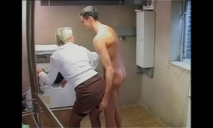 Old sinners fucking hard at home in everyday life vol. 12