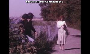 Krista lane, sheena horne, jamie gillis in classic porn scene