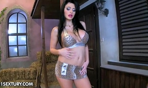 Aletta ocean at the farm