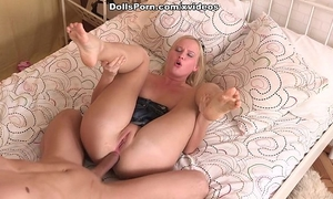 Best anal fuck scenes with blond in real agonorgasmos