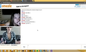 Hot legal age teenager masturbating for me on omegle