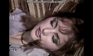 Misty regan, beverly bliss, pamela jennings in vintage porn scene