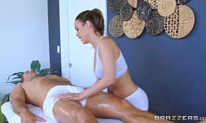 Brazzers - dillion harper is oiled up and willing to fuck