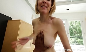 Mature milf craves to be in a rap movie scene