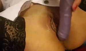 Pepina chilena reina del porno dilettante dedea mete aji in gazoo
