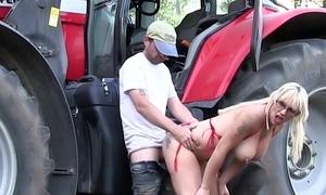 Monicamilf big O in dark stockings - hot norwegian porn