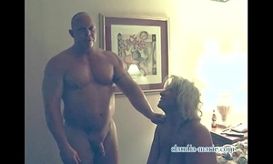 Amateur movie of saggy tit prostitute claudia marie