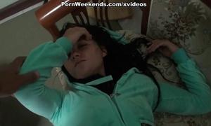 Girl screwed in her wazoo