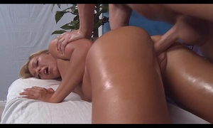 Babe sucks after sex