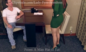 Ass eating and face sitting sampler by slutty wife fyre