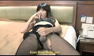 Asian a-hole fuck tienanal