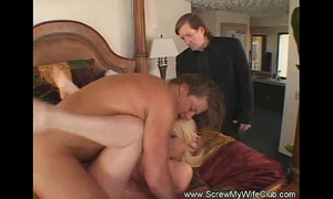 Hotwife swinger talks a wonderful game