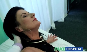 Fakehospital smart older hawt milf has a sex confession to make