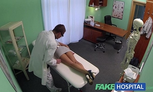Fakehospital sales rep caught on camera using muff