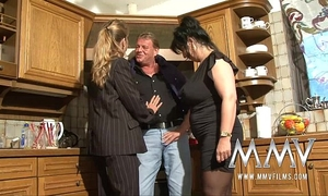 Mmv films 2 older wifes sharing a weenie