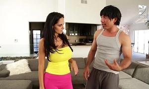 Mexican dance teacher copulates ava addams!!!