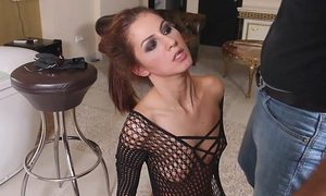Meg magic interrogation - male domination and humiliation nice-looking serf BBC slut