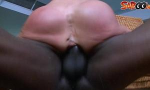 Black man permeates sexy milfs arse