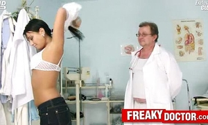Czech playgirl carmen blue twat spreader check up