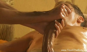 Exotc and relaxing turkish massage