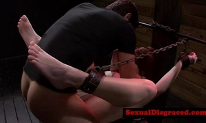 Busty sadomasochism slavery sub twat destroyedreed[25]