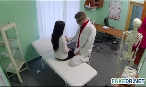Patient receives drilled in doctors office