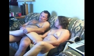 Watch mama and dad home alone having enjoyment. hidden livecam