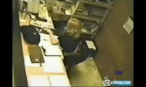 Norma , la puta de la oficina