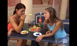 Tereza was with alexa