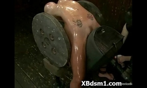 Kinky wild babe agreeable s&m hardcore